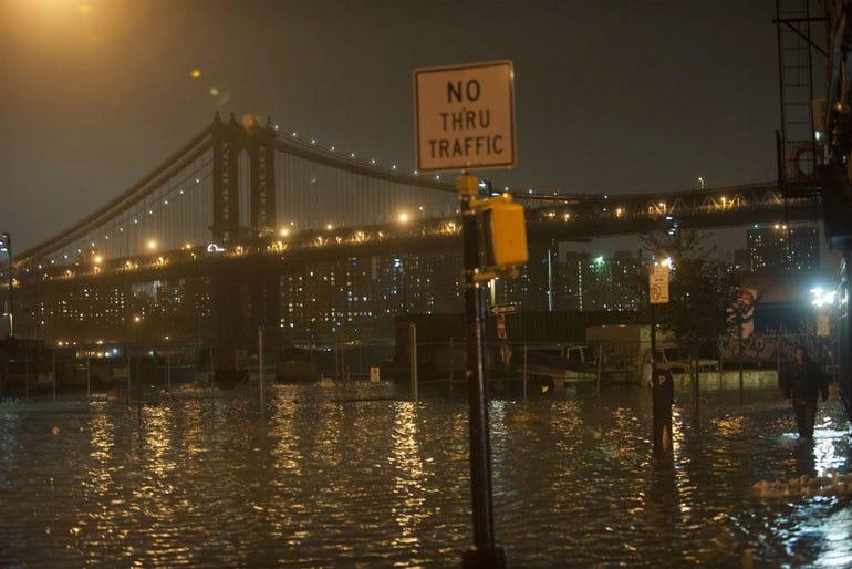 Hurricane Sandy, 2012