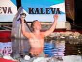 Cut ice hole, stand a startup exec in it: Finland's super-cool approach to pitching for funds