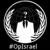 anonymous israel gaza cyberattack minister steinitz 44 million website hack attempts