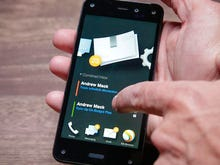 Amazon's Fire Phone life-meets-work review: Wild cards, but notable Android entry