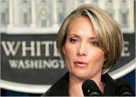 Dana Perino, Bush Administration press secretary