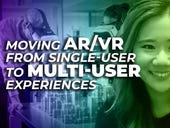 Moving AR/VR from single-user to multi-user experiences
