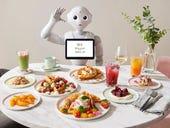 Softbank to open a cafe run by Pepper robots