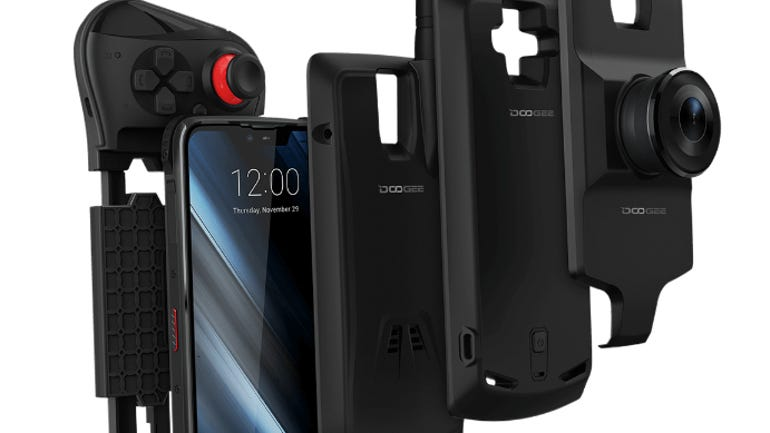 Hands on with the Doogee S90 A modular phone customisable for your needs zdnet