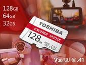 Toshiba launches high-endurance EXCERIA M303E microSD cards
