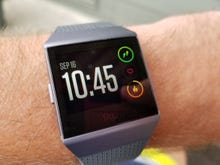Tops the Apple Watch with fitness focus, long battery life, detailed sleep tracking