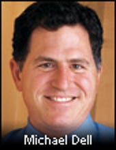 Michael Dell, chairman and founder, Dell