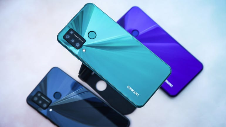 Doogee N20 review Stylish entry-level phone with four cameras zdnet