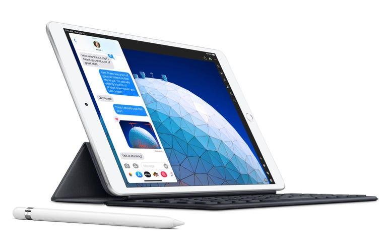 The third-generation iPad Air