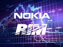 BlackBerry, Nokia: Recovering or collapsing? By the numbers