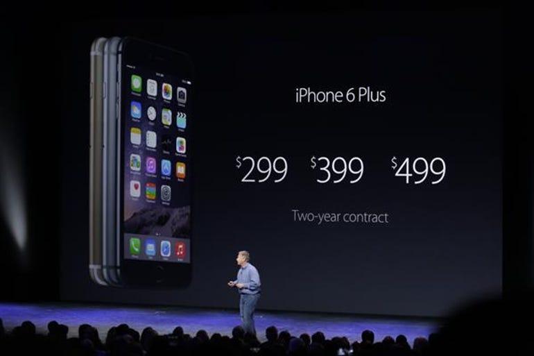 iphone 6plus priceb
