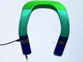 Toyota is developing a wearable mobility device for the blind