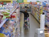 Walmart is using aisle-roaming robots to keep its shelves stocked
