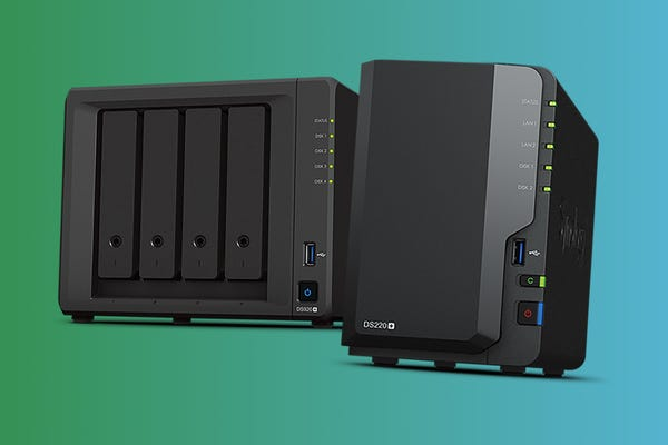 The best network-attached storage devices for your home office or small business
