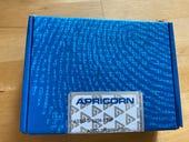 Apricorn Aegis Padlock SSD FIPS 140-2 Level 2 validated ruggedized encrypted portable drive