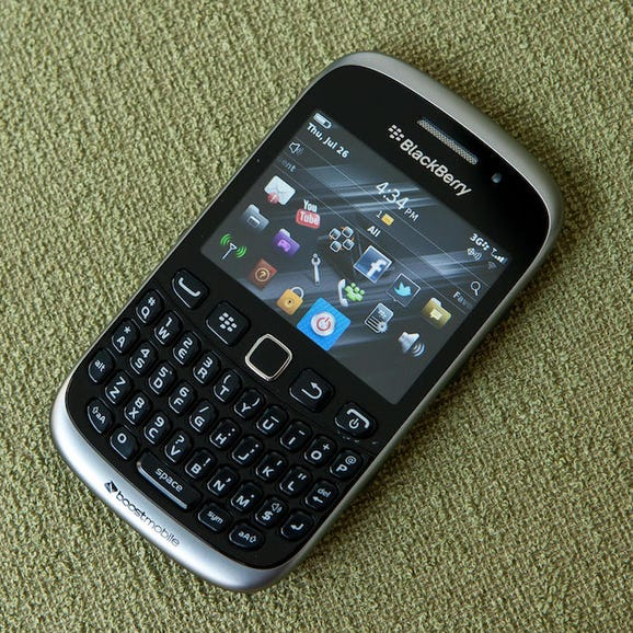 BlackBerry (with SecureVoice)