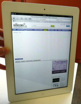iPad vs PlayBook vs Flyer: No Flash video on the iPad