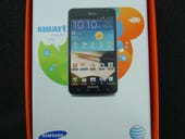 The Samsung Galaxy Note is perfect for data centric consumers