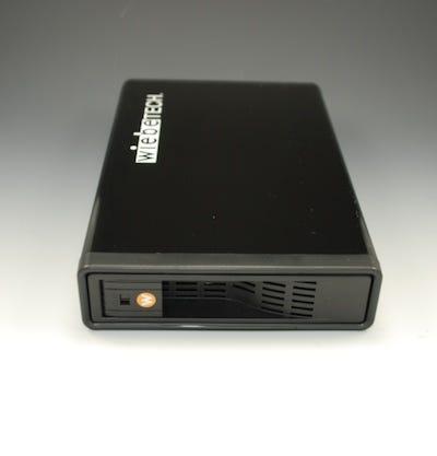 WiebeTech TrayFree RTX100-Q hard drive enclosure