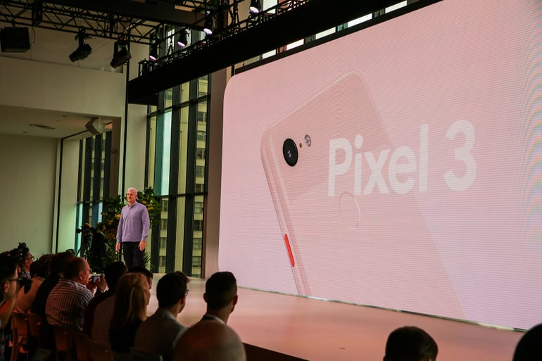 Introducing: Pixel 3