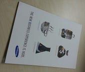 Samsung booklet