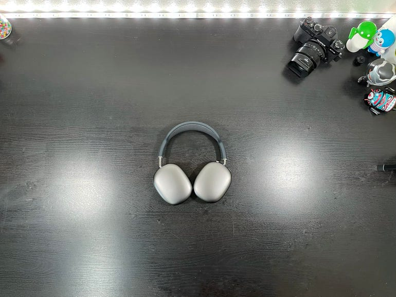 AirPods Max review: Stunning sound and performance mean I'm keeping the $550 headphones Review | ZDNet
