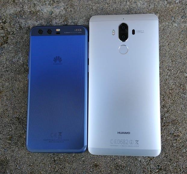 Huawei P10 and Mate 9