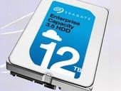 Seagate 12TB Enterprise Capacity hard drive pushes 42U rack capacity to 10PB