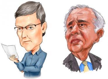 Tim Cook: Apple repurchases $14 billion of stock - Jason O'Grady