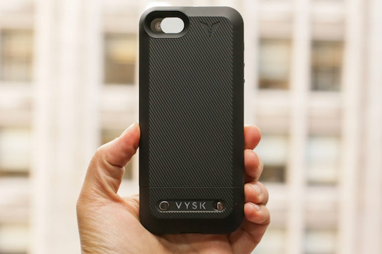 Vysk EP1 anti-NSA iPhone case delivers more privacy questions than answers