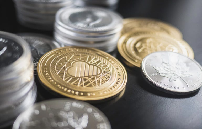 Cashing in on cryptocurrency