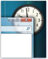 Things that suck somewhat: Mac OS X Sheets Vista Aero glass example