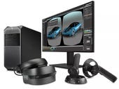 HP unveils Core X options for Z4 workstation, 'pro' MR headset