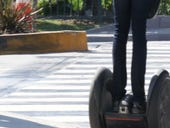 An electric motorbike? Segway explores the concept