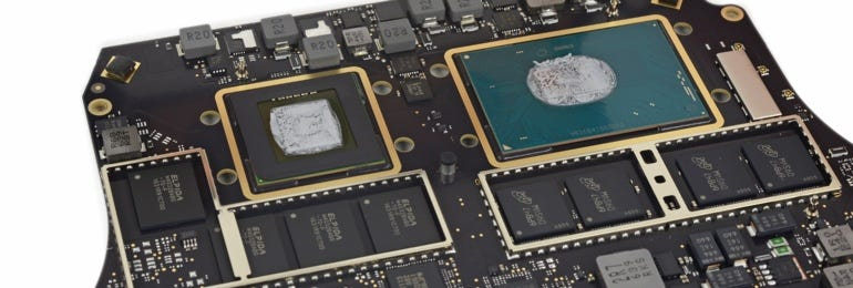 Here's why Apple is looking to break free from Intel