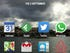 10. What's an apps tray, why the backward arrow?