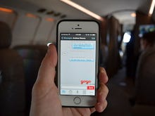 All aboard Gogo's private jet to test new text, talk service (photos)