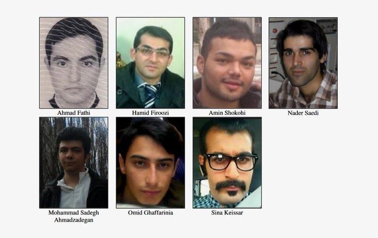 Iran DDOS attackers