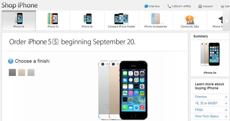 iphone5spreorder