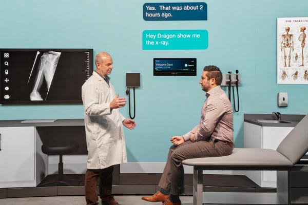 Microsoft is making a $19.7 billion bet on ambient digital healthcare