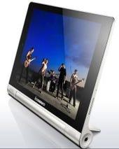 Lenovo Yoga 8 on kickstand