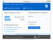 TeamViewer 11 free edition, First Take: Remote control made easy