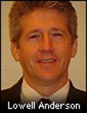 Lowell Anderson, Vallent marketing VP