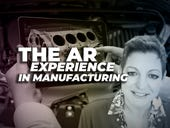 The AR experience in manufacturing