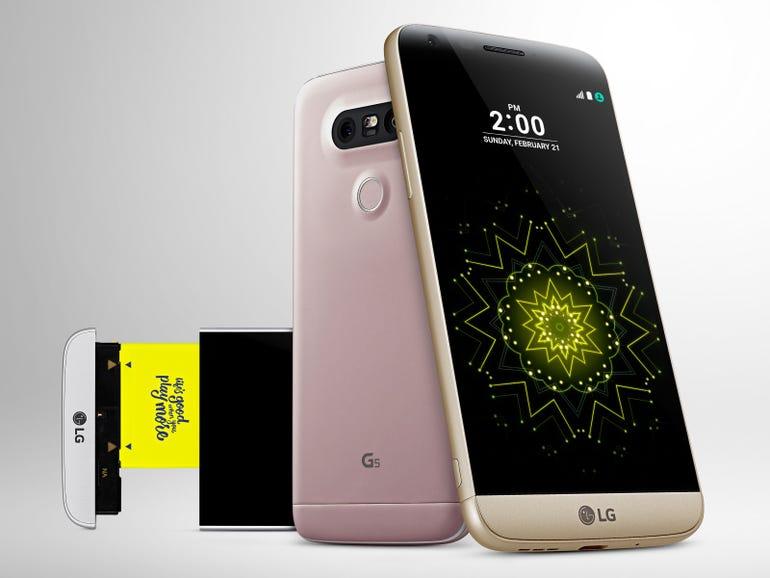 2016: LG G5