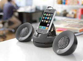 DLO Portable Speakers for iPhone