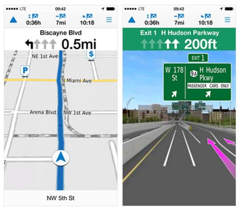 Garmin Viago includes lane-assist and photo-realistic junction views - Jason O'Grady