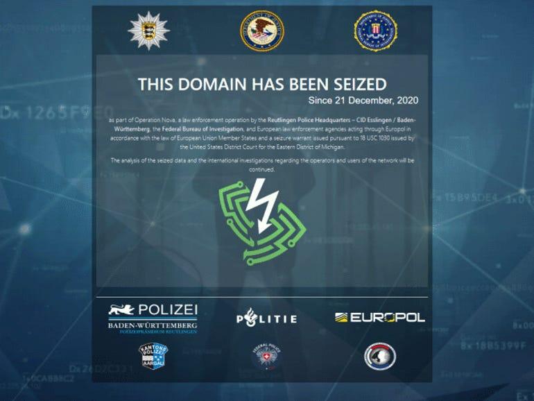 Law enforcement take down three bulletproof VPN providers   ZDNet