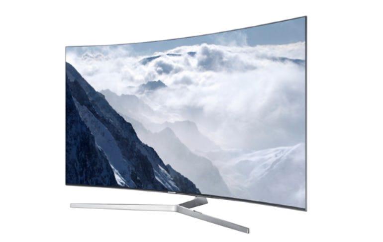 "Samsung ""8K"" television sets"
