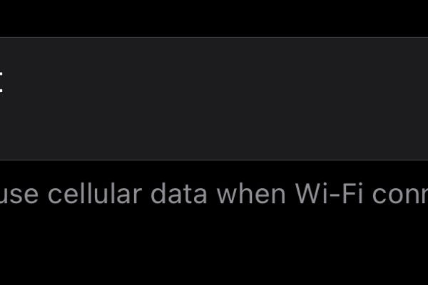 Turning off this iOS feature can help you save money on cellular data usage